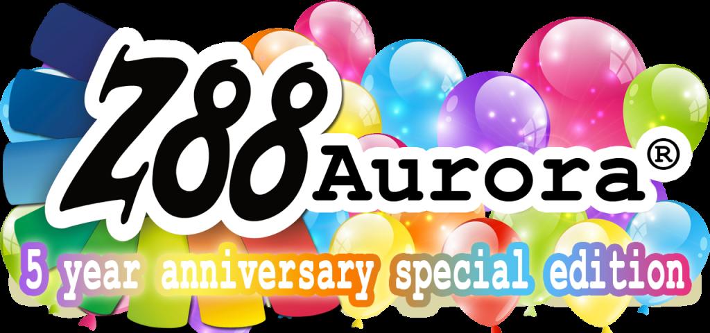 Aurora 5-Year Anniversary